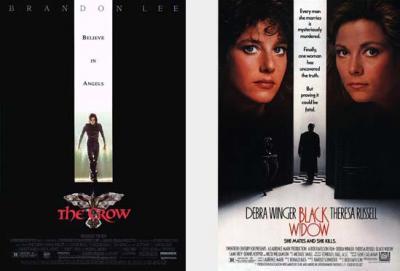 The Crow vs. Black Widow