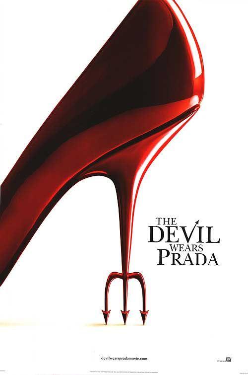 Aunque el diablo vista de Prada