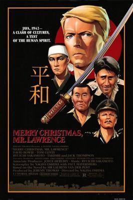 Feliz Navidad, Mr. Poster